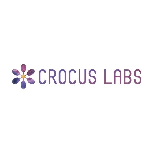 crocus labs startup logo